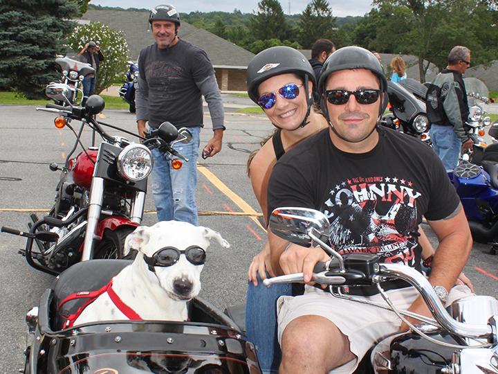 Saint Vincent's Motorcycle Run