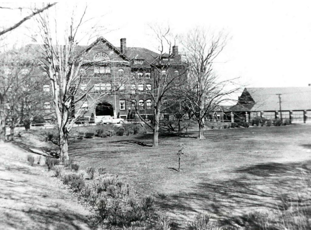 original Saint Vincent's home